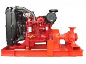 Máy bơm Diesel  Salmson Phap